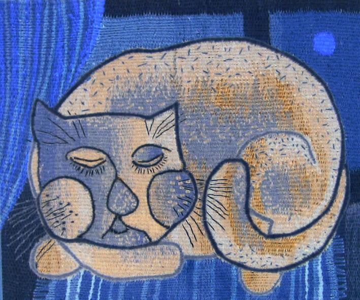 Born in Britain. Gobelin tapestries for kids room