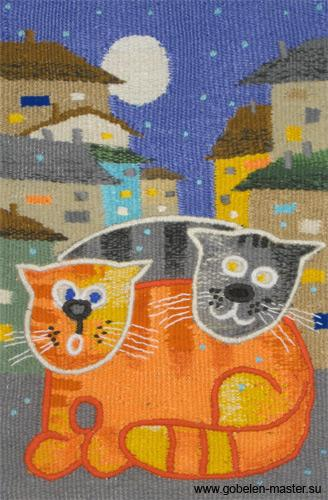 Take us with you. Gobelin tapestries for kids room