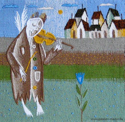 Inspiration. Gobelin tapestries for kids room