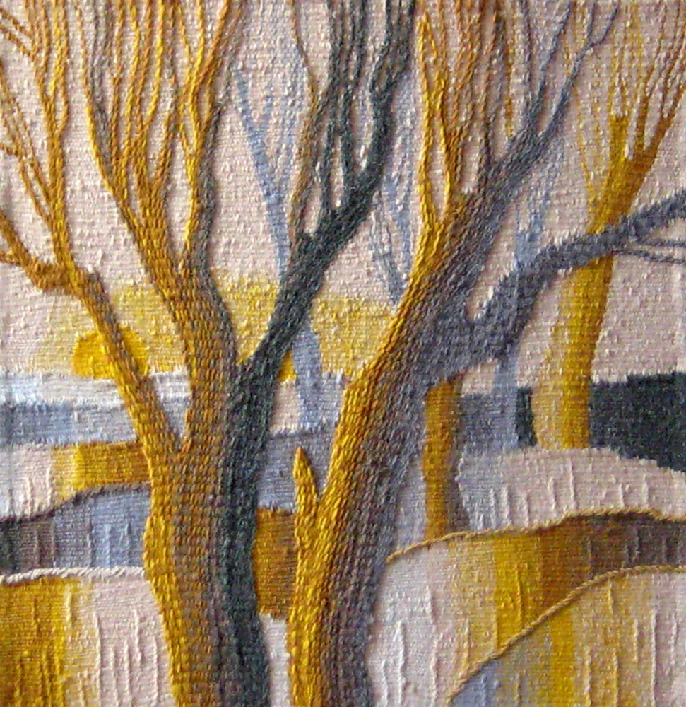 Trees. Gobelin tapestries for home or office